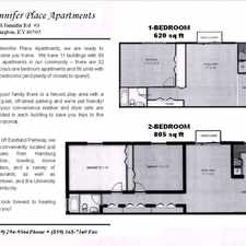 Rental info for Jennifer Place Apartments