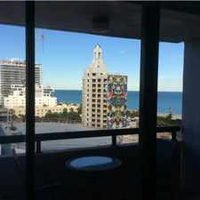 Rental info for Portugal Towers (3200 Collins Ave.) Miami Beach in the Miami Beach area