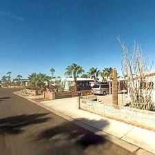 Rental info for Single Family Home Home in Yuma for For Sale By Owner in the Fortuna Foothills area