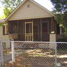 Rental info for Downstairs Duplex