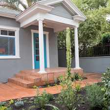 Rental info for 2366 Silver Lake Boulevard in the Silver Lake area