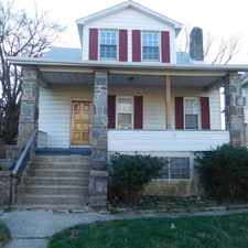 Rental info for Single family home is located on a large lot with driveway. in the Lauraville area