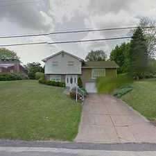Rental info for Single Family Home Home in Mckeesport for For Sale By Owner in the McKeesport area