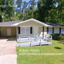 Rental info for 3493 Morgan Road