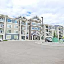 Rental info for Spruce Ridge Gardens in the Calgary area