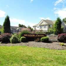 Rental info for Meadow Creek Estates.
