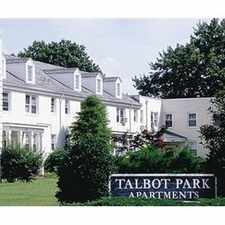 Rental info for Talbot Park Apartments in the Wards Corner area