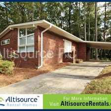 Rental info for 3 Bed / 1.5 Bath, Atlanta, GA - 1,334 Sq ft