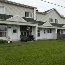 Rental info for Place Chamonix - 3 Bedroom Townhouse Townhome for Rent in the Longueuil area