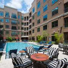 Rental info for AMLI Uptown in the Houston area