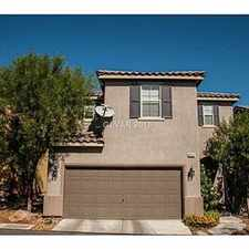 Rental info for 89149 - 3 bed - L 1.16 in the Las Vegas area