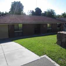 Rental info for Well presented home in handy location