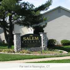 Rental info for Welcome to Salem and Gloucester Village apartments.
