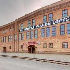 Rental info for Mitchell Wagon Lofts