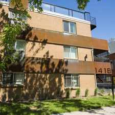 Rental info for Lofts @ 1418