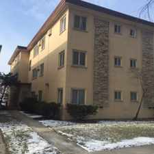 Rental info for OAK PARK AFFORDABLE 1 BDRM CONDO WITH PARKING~LOCAL BANK OWNED!