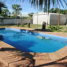 Rental info for LARGE FIVE Bedroom + Two Bathroom Home with a POOL!! in the Mount Isa area