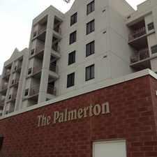 Rental info for The Palmerton