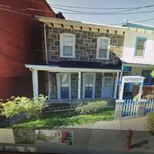 Rental info for Large 4 bedroom house in Germantown in the East Germantown area