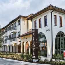 Rental info for Alcove at Alamo Heights