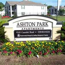 Rental info for Ashton Park Apartments in the Gulfport area
