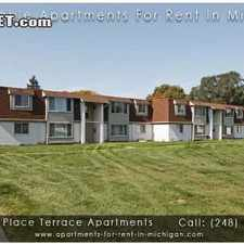Rental info for $750 1 bedroom Apartment in Farmington Hills in the 48336 area