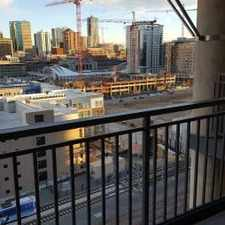 Rental info for 1074ft2 - STUNNING Renovated RIVERFRONT Highrise in the Auraria area