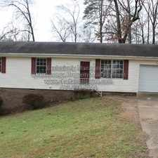 Rental info for 587 Akins Road