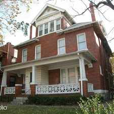 Rental info for 1876 N 4th Street in the Columbus area