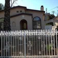 Rental info for 3 bedrooms, 2 bath in the Eagle Rock area
