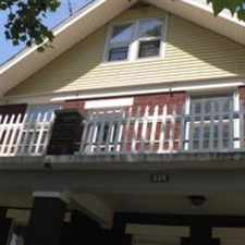 Rental info for 4 bedroom one bath unit on quiet street. Features dining room, large kitchen, huge balcony & carpet in all bedrooms. Convenient access to schools, shopping & transportation. Landlord pays for water bill and lawn care. in the East Price Hill area
