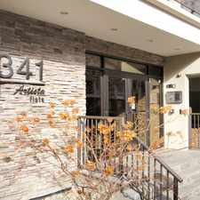 Rental info for Artista Flats in the Ottawa area