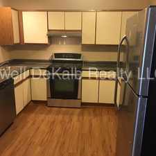 Rental info for 809 Edgebrook Townhome