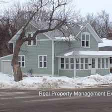 Rental info for 301 N West Ave in the Sioux Falls area