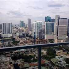 Rental info for Top Floor PH Gorgeous Tile Views 2 Parking Spaces in the Miami area