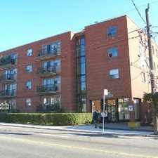 Rental info for Eglinton and Don Mills: 2005 Eglinton Avenue West, 0BR in the Caledonia-Fairbanks area
