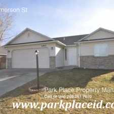 Rental info for 11923 Emerson St