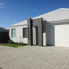 Rental info for BRAND NEW VILLA WAITING FOR YOU !!! in the Perth area