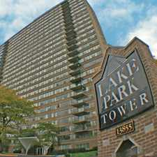 Rental info for Lake Park Tower in the Cleveland area