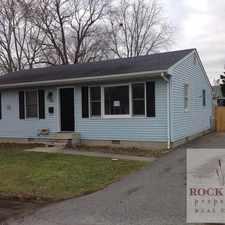 Rental info for 208 North Lynchburg Street