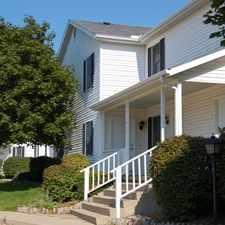Rental info for 2 Bedroom at Silverwood Condominium Complex in Goshen