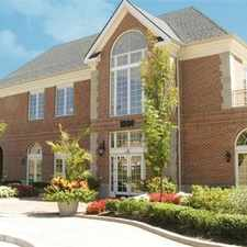 Rental info for The Park at Arlington Ridge in the Aurora Highlands area