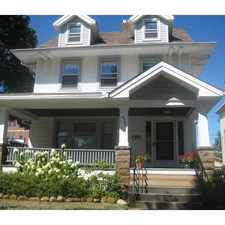 Rental info for 2584 Kendall Road #up in the Shaker Heights area
