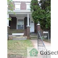 Rental info for Come check out this beauty in the Langston Hughes area