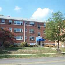 Rental info for Eden Cliff Apartments in the Walnut Hills area