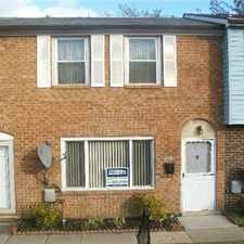 Rental info for 2 bedroom 2.5 bath condo located in windsor mill c in the Milford Mill area