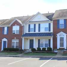 Rental info for 7879 Mariners Pointe Circle