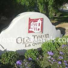 Rental info for 2 bedrooms, 2 Baths in the La Quinta area
