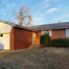 Rental info for Investment opportunity now! in the Oklahoma City area