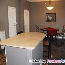 Rental info for Stunning Condo In Chaska!